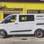 Alquiauto. Alquiler furgonetas Granada