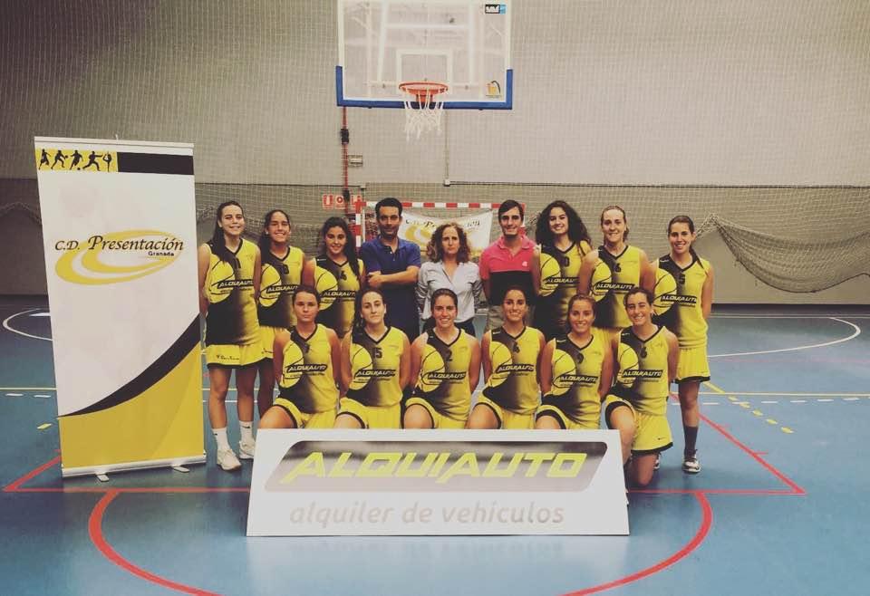 Baloncesto-femenino-Granada