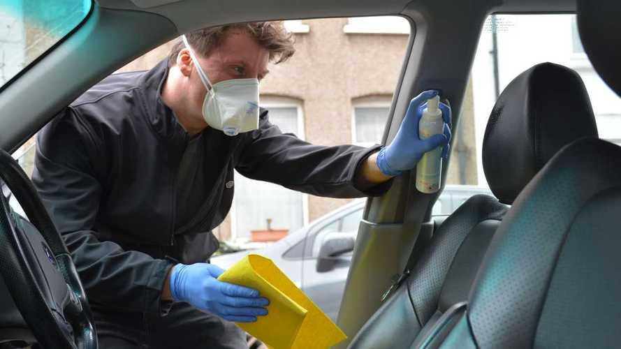 Alquiler de vehículos en Granada durante el Corona Virus